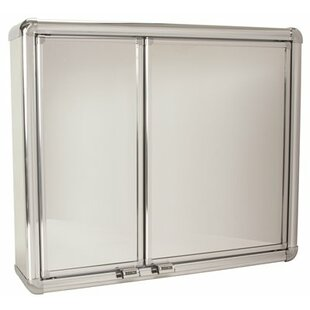 Buy clear 21.25 x 17.25 Surface Mount Medicine Cabinet By ProPlus