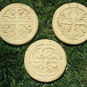 Celtic Stepping Stone Set (Set of 3)