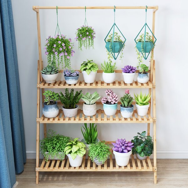 Flower Display Cart Wayfair