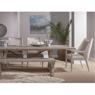 6 Piece Extendable Dining Set Artistica Home