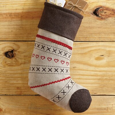 Merry Little Christmas Stocking