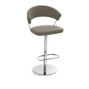 New York Adjustable Skuba Stool by Connubia Cheap