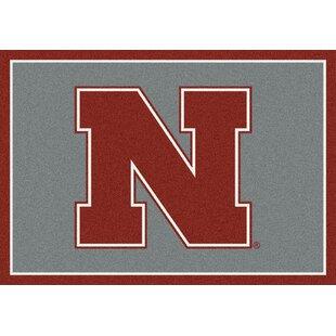 Collegiate University of Nebraska Huskers Door mat by My Team by Milliken