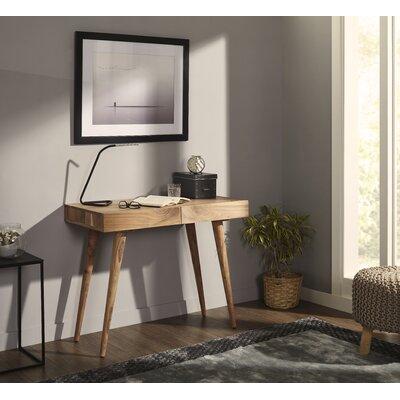 Brown Rectangular Small Desks You Ll Love In 2020 Wayfair