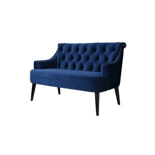 Derrell Tufted Settee