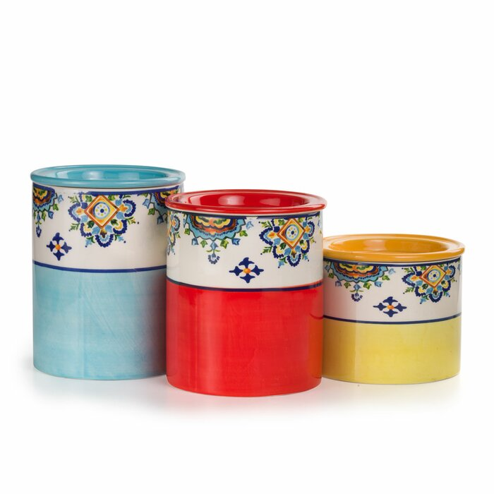Sleaford Kitchen Canister Set