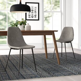 Sensational Neil Upholstered Dining Chair Set Of 2 Machost Co Dining Chair Design Ideas Machostcouk