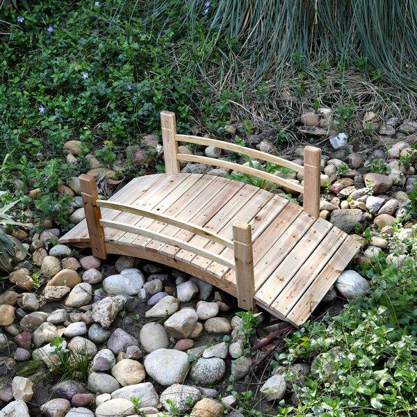 Outdoor Garden Bridges Wayfair