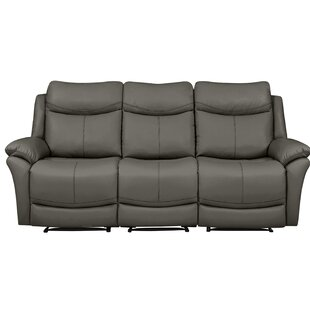 Shop Jabari 3 Seat Wall Hugger Reclining Sofa by Red Barrel Studio