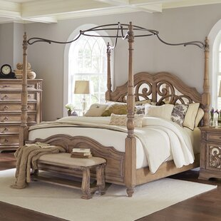 George Canopy Bed & Canopy King Size Beds Youu0027ll Love | Wayfair