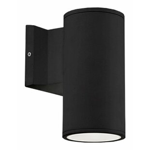 Bargain Circa 1-Light Outdoor Sconce By Radionic Hi Tech