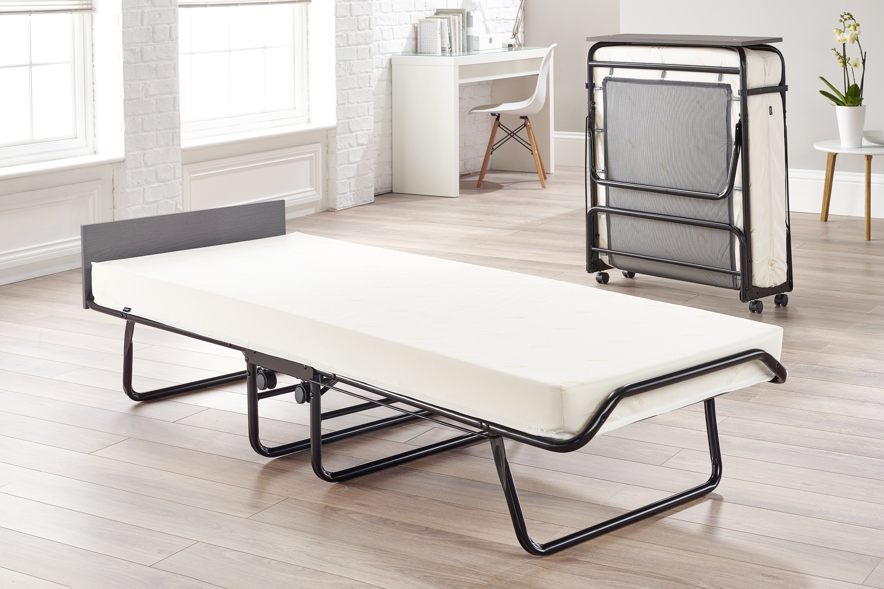 - Jay-Be Visitor Folding Bed With Memory Foam Mattress & Reviews