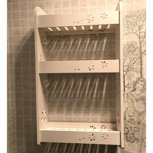 Marfa 1378 W x 2362 H x 551 D Wall Mounted Bathroom Shelves by Gracie Oaks