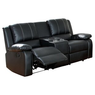 Shop Jerriste Reclining Loveseat by Hokku Designs