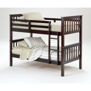 Inexpensive Dasheil Twin over Twin Bunk Bed by Harriet Bee Reviews (2019) & Buyer's Guide