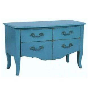 Find Christiane 4 Drawer Double Dresser by Rosalind Wheeler