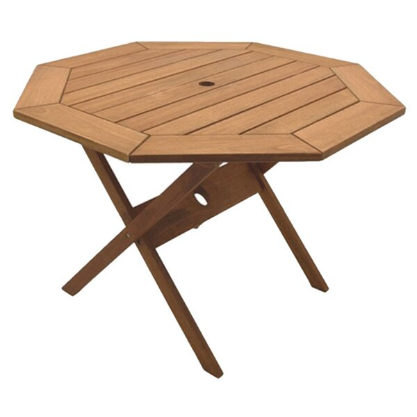 Outdoor Wood Patio Tables You Ll Love In 2020