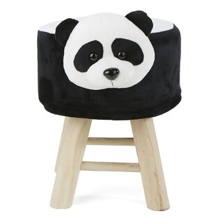 Phenomenal Childrens Favorite Panda Animal Kid Stool And Ottoman Gmtry Best Dining Table And Chair Ideas Images Gmtryco
