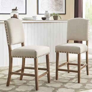 Ali Bar & Counter Swivel Stool (Set of 2) by Lark Manor