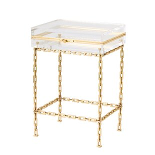 Trinket End Table by Global Views