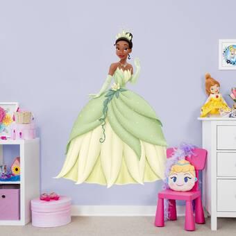 Fathead Disney Princess Tiana Wall Decal Reviews Wayfair