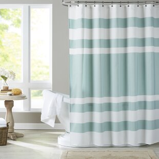 extra long shower curtain grey. Malory Shower Curtain Curtains You ll Love  Wayfair