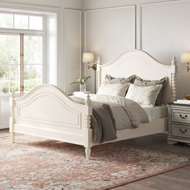 Saguenay Four Poster Bed