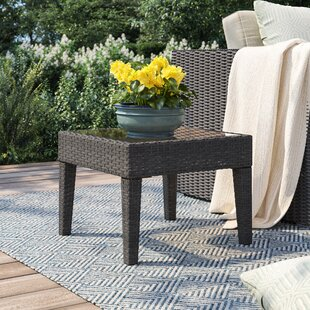 Billington Side Table by Sol 72 Outdoor Best Choices