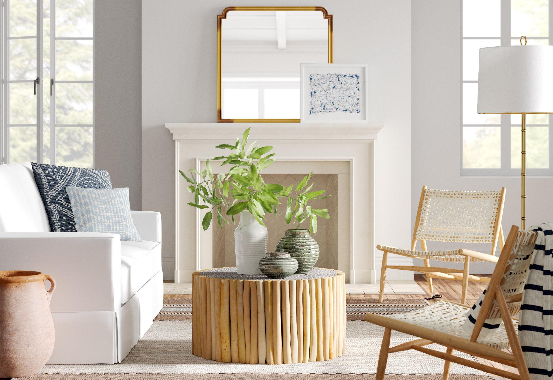 12 Transitional Living Room Ideas Joss Main