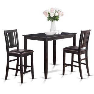 Lightner Counter Height Dining Set Red Barrel Studio