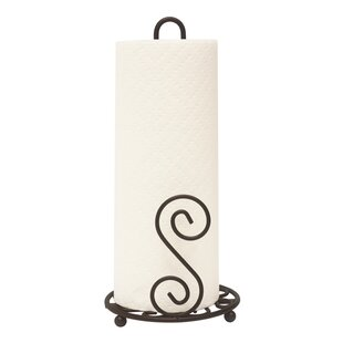 Paper Towel Holder (Set Of 2) by Home Basics Wonderful