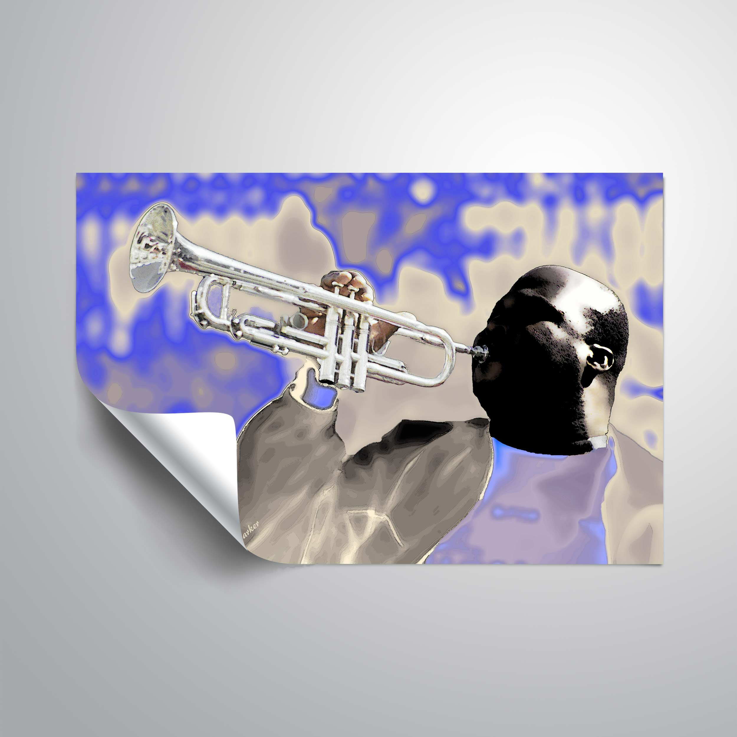 Ebern Designs Smooth Jazz Removable Wall Decal Wayfair