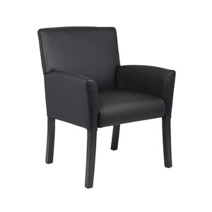 Executive Box Arm Chair By Boss Office Products