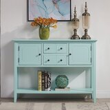 Onderdonk 45.9 Console Table by Highland Dunes