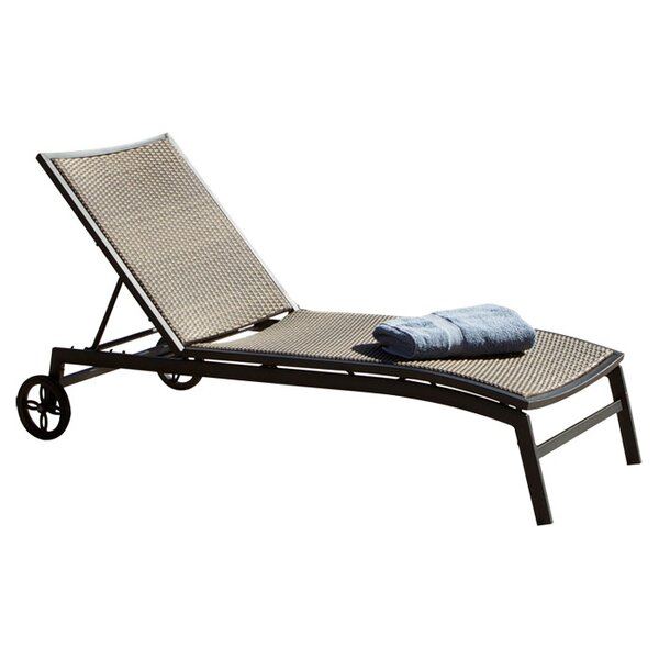 Metal Patio Chaise Lounges Youu0027ll Love In 2019   Wayfair