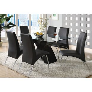 Melillo 7 Piece Dining Set