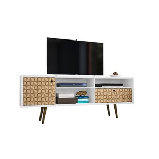 Where buy  Jabari TV Stand for TVs up to 65 by George Oliver Reviews (2019) & Buyer's Guide