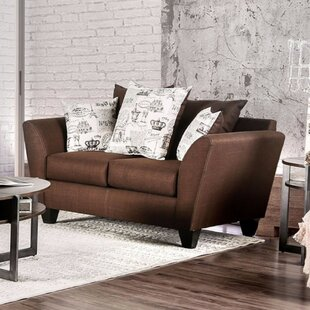 Great Price Thang Loveseat by Red Barrel Studio Reviews (2019) & Buyer's Guide