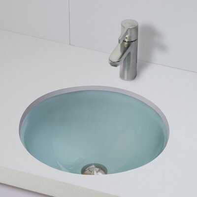 Undermount Bathroom Sink Oval decolav translucence lavatory oval undermount bathroom sink