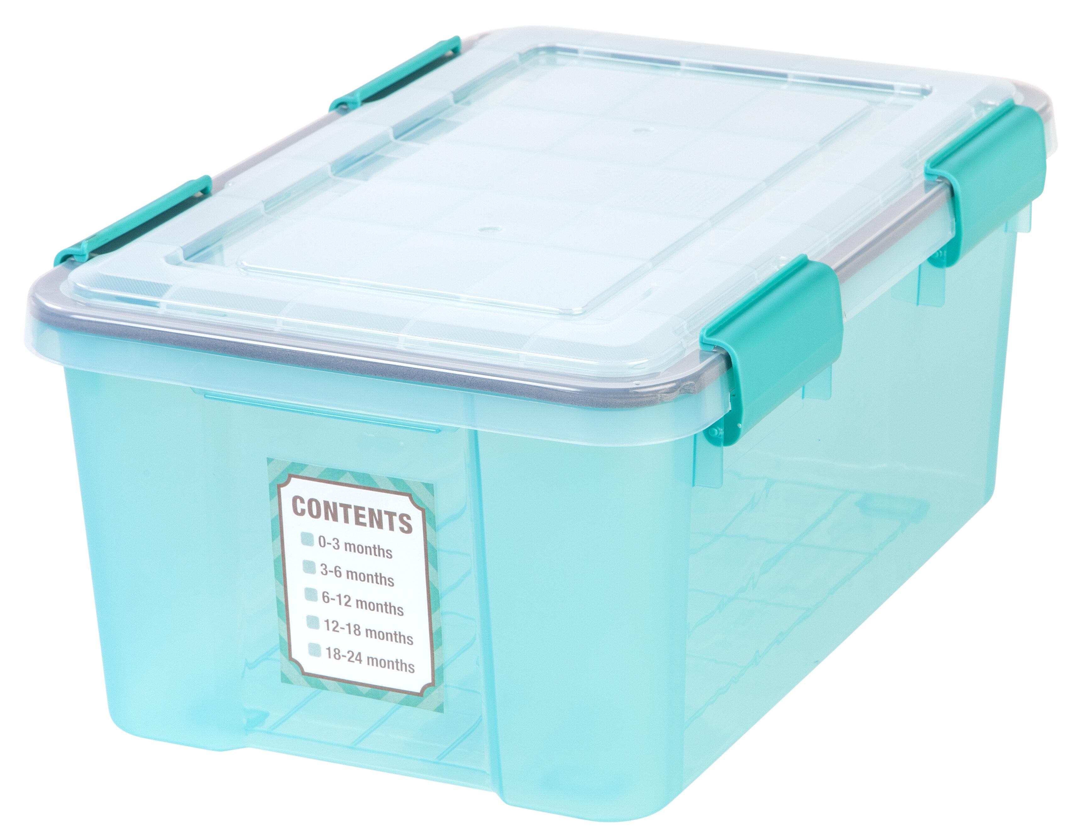 IRIS Weathertight Storage Box U0026 Reviews | Wayfair