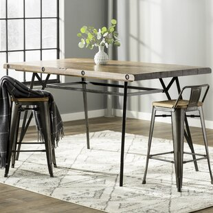 Cesare Gathering Counter Height Dining Table