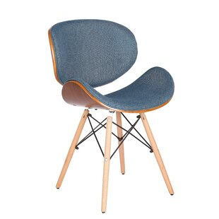 Mucklen Upholstered Dining Chair by George Oliver