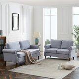 Avienne 2 Piece Living Room Set by Red Barrel Studio®