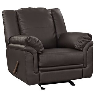 Grand Manual Swivel Recliner by Modway