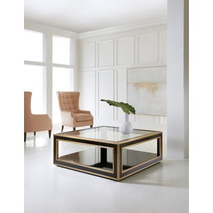Melange Coffee Table with Tray Top by Hooker Furniture