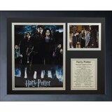 Harry Potter and the Goblet of Fire Framed Memorabilia