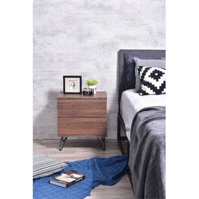 Nachttisch Lyndon | Schlafzimmer > Nachttische | Hykkon