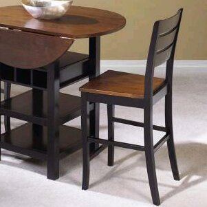 Atwater 24 Bar Stool (Set of 2) By World Menagerie