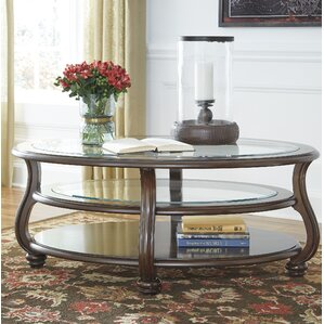 Cass Coffee Table by Darby Home Co