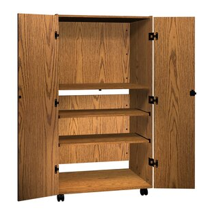 General TV Stand For TVs Up To 32 Ironwood